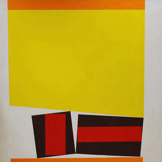 Baringer, Richard E - Big Yellow Area catalog