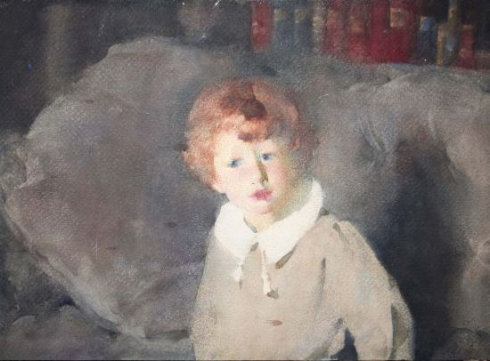 Belcher, Hilda-Listening or Harper Gorham Baker web