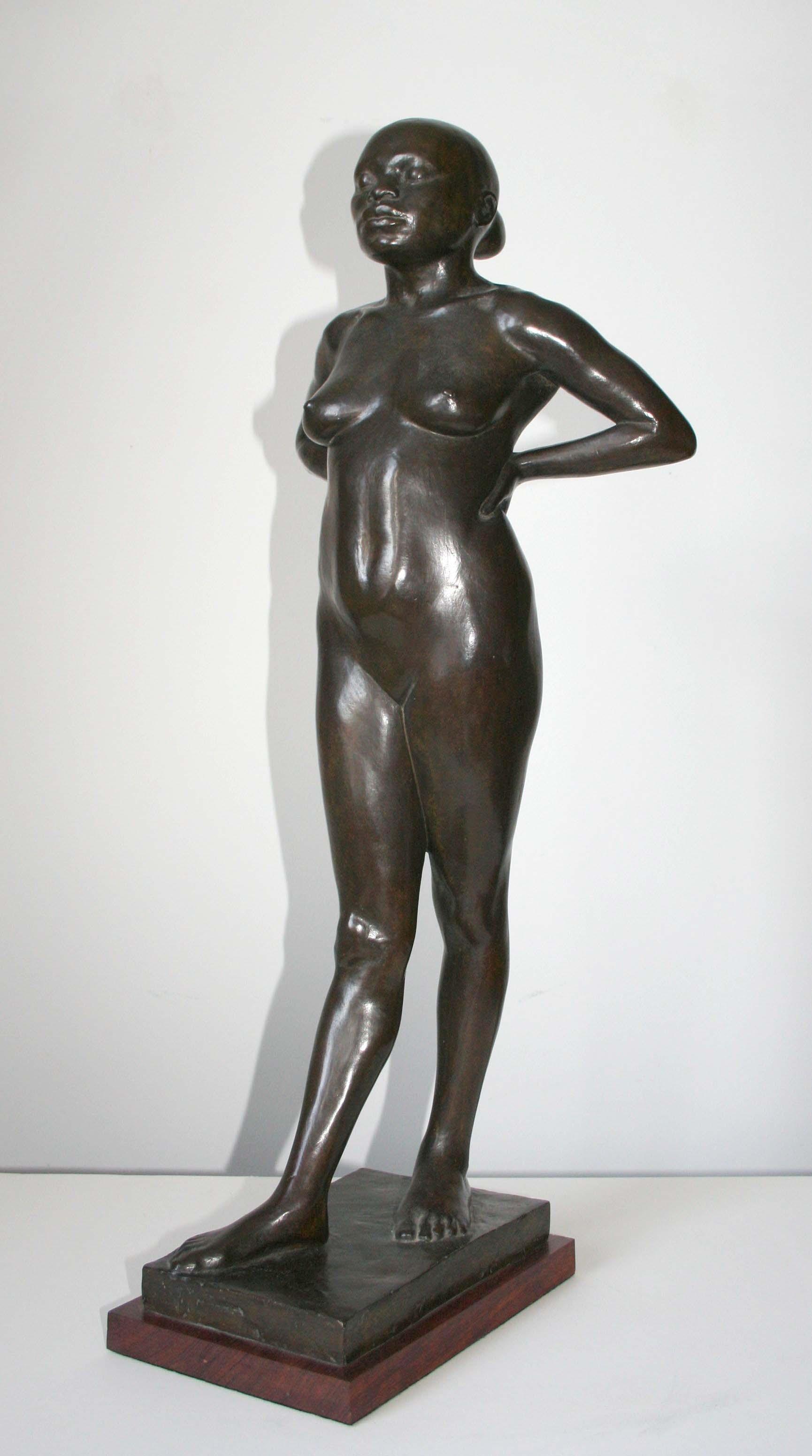 Wilson, John - Standing Nude