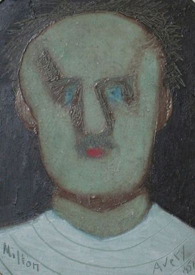 Avery, Milton - Avery Startled 550