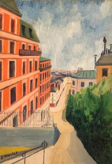 Maclet, Elisee-Rue Mueller, Paris 550